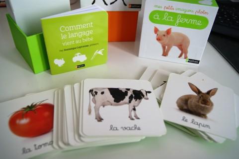 Mes petits imagiers photos a la ferme les animaux - Imagier animaux de la ferme ...