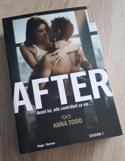 After Tome 1 Edition Collector Anna Todd Alice Neverland